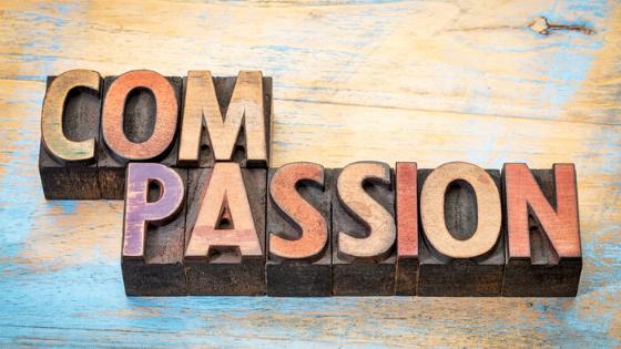 Com…passion
