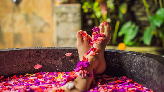 The Beauty of Self-Care