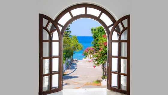Love Opens Doors